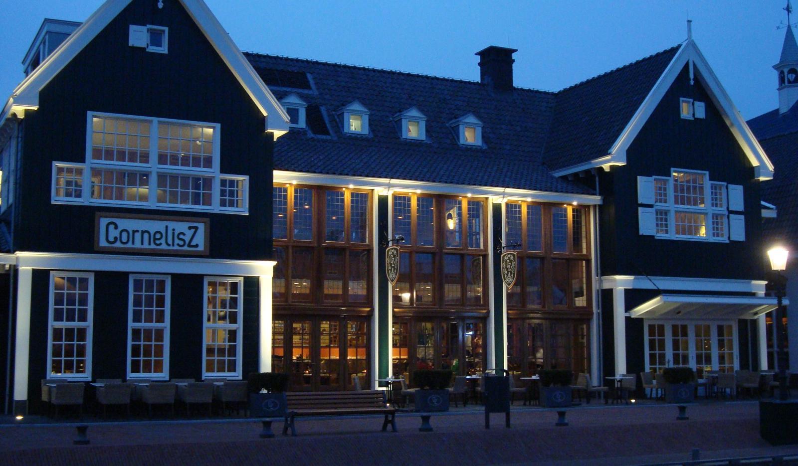 Restaurants In Huizen : Restaurant cornelisz huizen linthorst techniek
